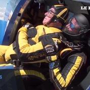 Quand un ancien combattant de 101 ans saute en parachute et bat le record du monde