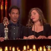 Molières : La comédienne Blanche Gardin dénonce les agressions sexuelles au théâtre