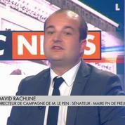 David Rachline : Choisir Emmanuel Macron est extrêmement dangereux pour le pays