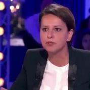 Najat Vallaud-Belkacem corrige une fake news de Vanessa Burgraff
