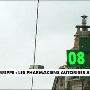 Les pharmaciens autorisés à vacciner dans 2 régions