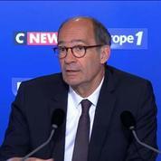 Éric Woerth : Édouard Philippe s'est fourvoyé