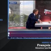La droite face à la nomination d'Edouard Philippe : «choix déloyal» ou «stratégie intelligente» ?