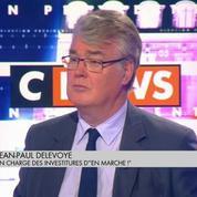 Jean-Paul Delevoye : Nous présenterons des candidats d'En Marche dans chaque circonscription