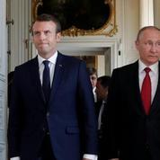 Revue de presse internationale : la rencontre Macron-Poutine à Versailles