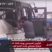 26 morts dans l'attaque d'un bus en Egypte