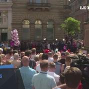 Manchester : Le Royaume-Uni observe une minute de silence
