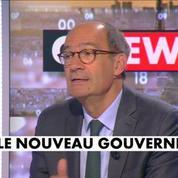«Edouard Philippe doit clarifier sa situation avant les législatives», dit Eric Woerth (LR)