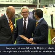 Le prince Philip prendra sa retraite à l'automne