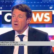 Christian Estrosi : Je veux des députés de la droite et du centre qui participent à la majorité présidentielle