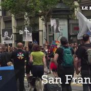 Aux États-Unis, la Gay Pride s'oppose à Donald Trump