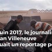 Le journaliste français Stephan Villeneuve perd la vie à Mossoul