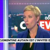 Clémentine Autain : Ne pas porter la cravate, c'est questionner les normes de l'Assemblée