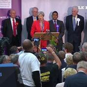 Theresa May : «Le Royaume-Uni a besoin d'une période de stabilité»