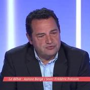 Aurore Bergé face à Jean-Frédéric Poisson