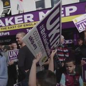Royaume-Uni : déconfiture pour l'Ukip, un an après le succès du Brexit