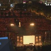 Hong Kong et Taïwan commémorent les massacres de Tiananmen