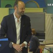 Législatives : Edouard Philippe a voté au Havre