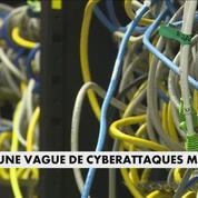 Une vague de cyberattaques mondiale frappe de grandes entreprises et des administrations