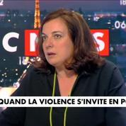 Emmanuelle Cosse revient sur l?agression de NKM C?est d?une très grande misogynie