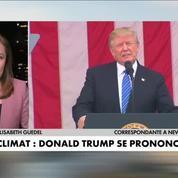 Accord de Paris : Trump donnera sa décision ce soir