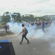 Venezuela : des milliers de manifestants dénoncent la répression