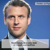 Quand Macron propose un visa de travail à un jeune américain