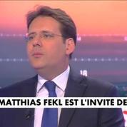 Matthias Fekl : La reconstruction de la gauche se chiffre en années