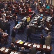 Les images du Sénat américain qui enterre l'abrogation de l'Obamacare