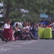 Chaos à Montparnasse en plein chassé-croisé des vacanciers