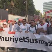Turquie: début du procès de journalistes d'un quotidien d'opposition