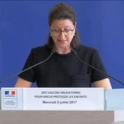 Agnès Buzyn : Le risque est bien plus grand à ne pas être vacciné