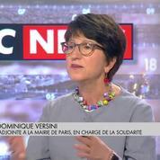 Dominique Versini : « Sans le centre de La Chapelle, il y aurait 12 à 15 000 personnes dans la rue »