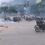 Des violences éclatent lors de l'élection vénézuélienne