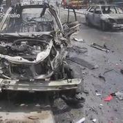 Somalie : au moins cinq morts dans un attentat