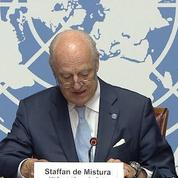 L'ONU veut réunir opposition et gouvernement syrien en septembre