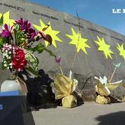Brésil: Cérémonie pour les 10 ans de l'écrasement du vol JJ3054