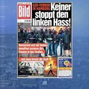 G20 : de nouveaux affrontements entre policiers et manifestants à Hambourg