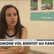 Simone Veil bientôt au Panthéon ?