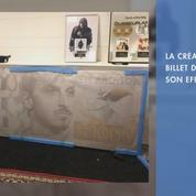 Un billet de banque à l'effigie de Zlatan Ibrahimović