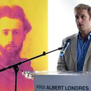 Samuel Forey, prix Albert Londres 2017, raconte la bataille de Mossoul