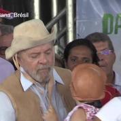 Lula en mission reconquête au nord-est du Brésil