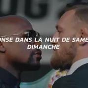 Mayweather - McGregor: le fight