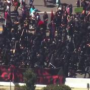 Des débordements lors d'un rassemblement contre la haine à Berkeley en Californie