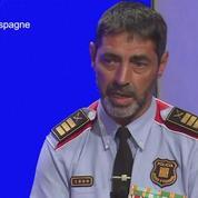 Attentats en Espagne: au moins 120 bonbonnes de gaz retrouvées