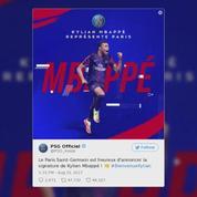 Kylian Mbappé, la pépite du foot français au PSG pour 180 millions