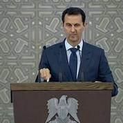 Syrie: Bachar el-Assad estime que la guerre n'est pas terminée