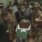 Funérailles de Ruth Pfau, la mère Teresa du Pakistan