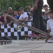 Comment des figures de proue du skateboard abordent les Jeux 2020 à Tokyo