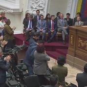 Venezuela : le parlement dit être entré en